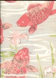 Compendium Lagoon Wallcovering 1 By Blendworth